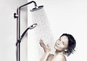 汗疹2  シャワー