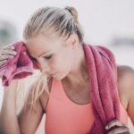 汗をかいて、汗をかかないで悪化するアトピー性皮膚炎