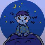 睡眠不足で免疫力が低下 アトピーを引き起こす睡眠不足